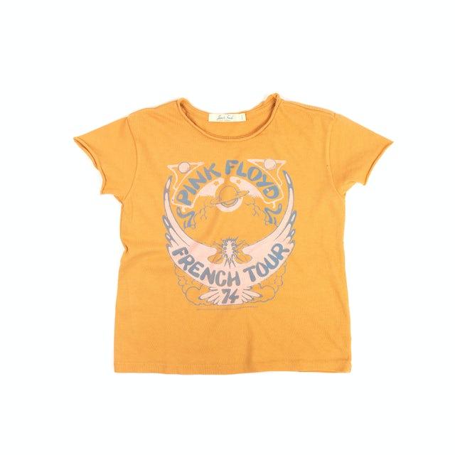 Pink Floyd French Tour '74 Kids Honey T-Shirt