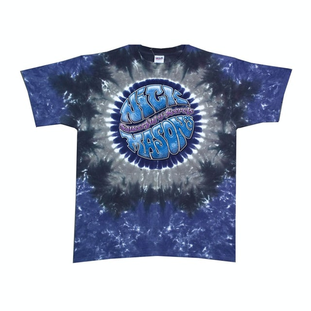 Pink Floyd Saucerful of Secrets Tour Tie Dye