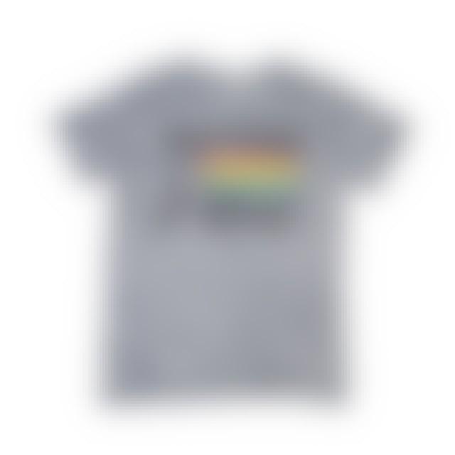 Pink Floyd Grey Tie Dye Dark Side Of The Moon T-shirt