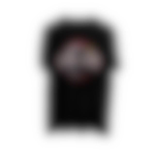 Pink Floyd Circular Prism Logo Black T-Shirt