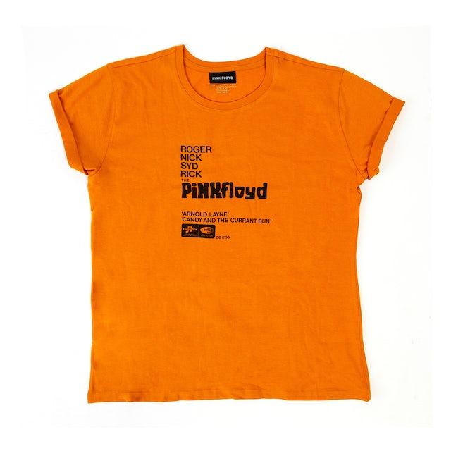 Pink Floyd The PinkFloyd Line-up T-shirt