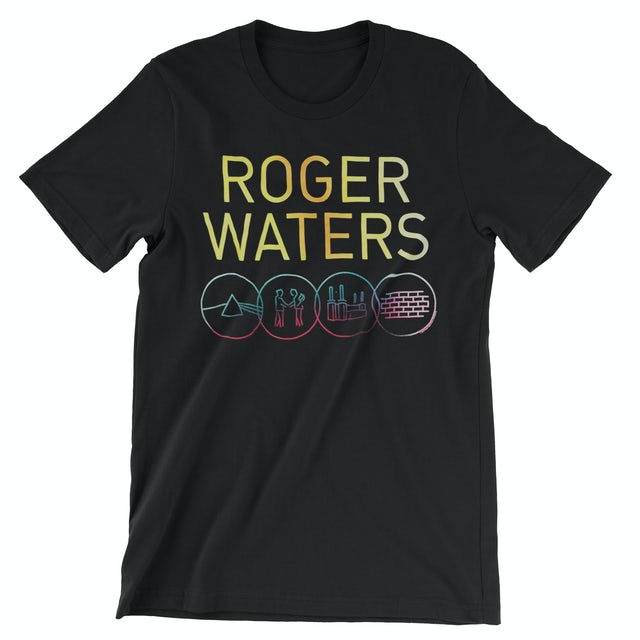 Pink Floyd Desert Symbols T-Shirt