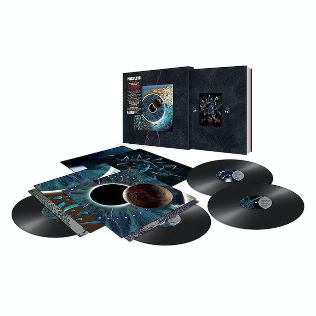 Pink Floyd PULSE 4 LP Boxed Set (Vinyl)