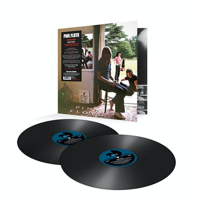 Pink Floyd Ummagumma Double LP (Vinyl)