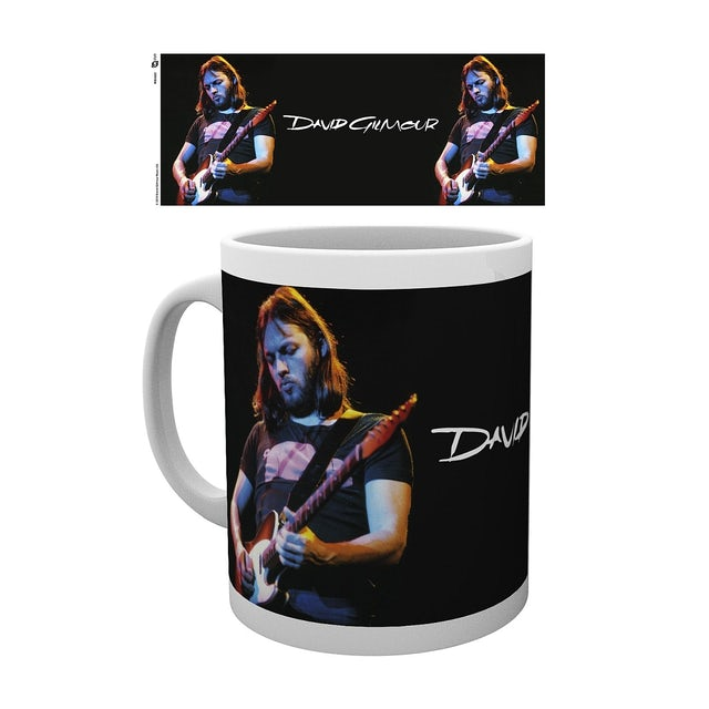 David Gilmour Live Photo Mug