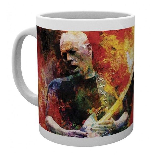 David Gilmour Brushstroke Mug
