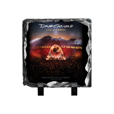 David Gilmour Live At Pompeii Photo Slate