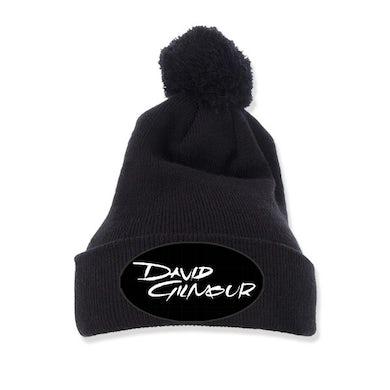 David Gilmour Pom-Pom Knit Beanie