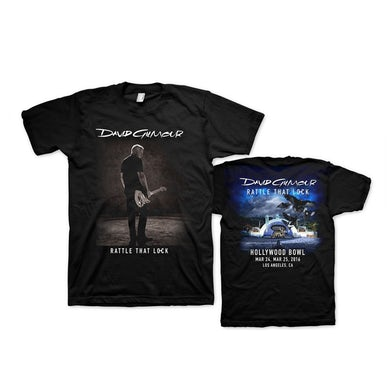 David Gilmour Hollywood Bowl Event T-Shirt