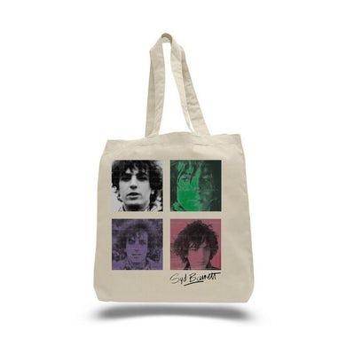 Syd Barrett Four Shades Tote Bag
