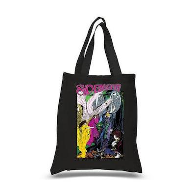 Syd Barrett Faeries Tote Bag