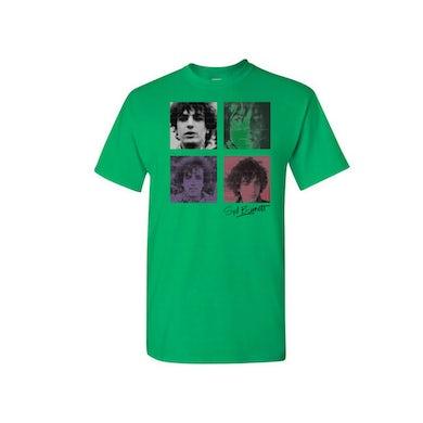 Syd Barrett Four Shades Green T-Shirt