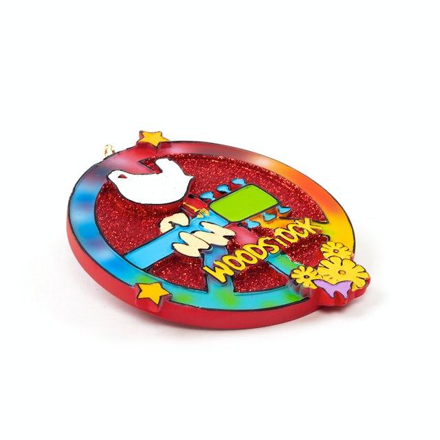 Woodstock Ornament