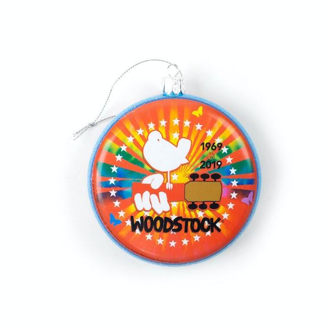 Woodstock 50th Anniversary Ornament