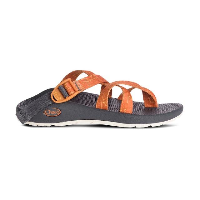 "Woodstock Ladies ""New Native Rust"" Chaco Sandals"