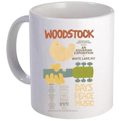 Woodstock Lineup Mug