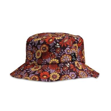 Woodstock Antique Floral Bucket Hat