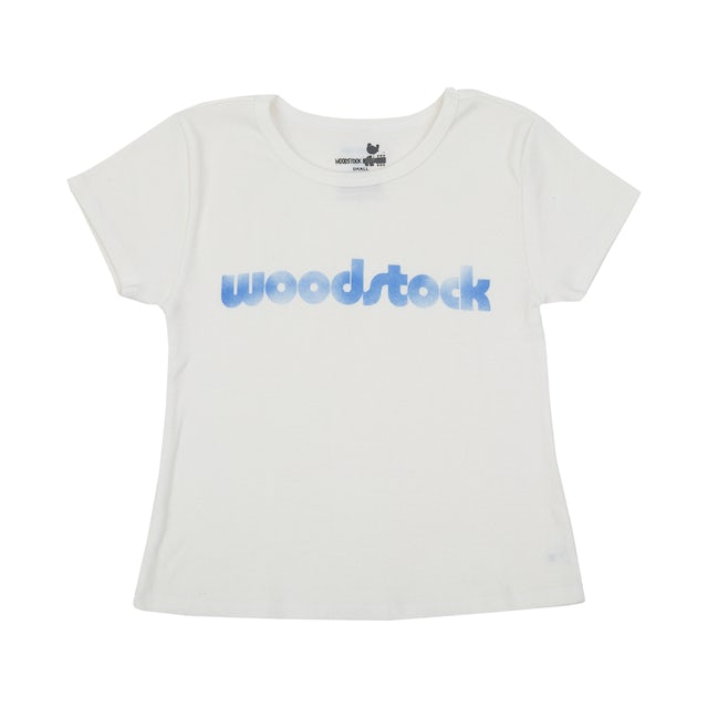 Woodstock Youth White T-shirt