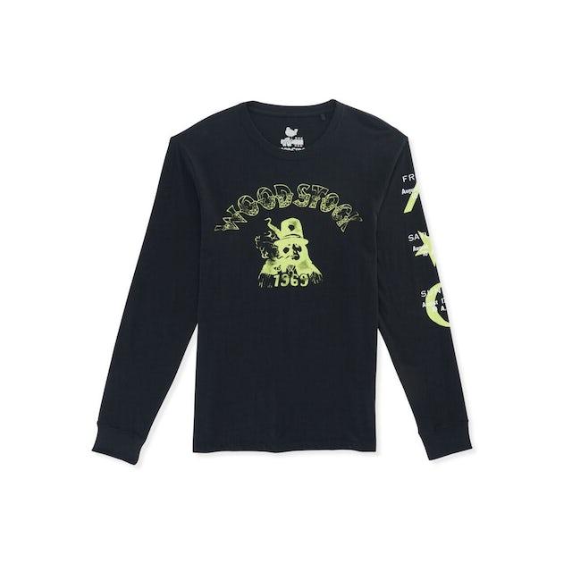 Woodstock Hat Guy Long Sleeve T-shirt