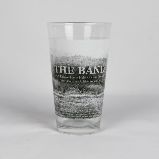 The Band Mountain Range Pint Glass