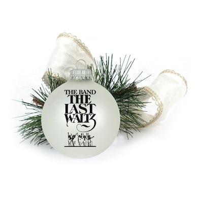 The Band Silver Ornament