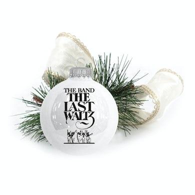 The Band White Ornament