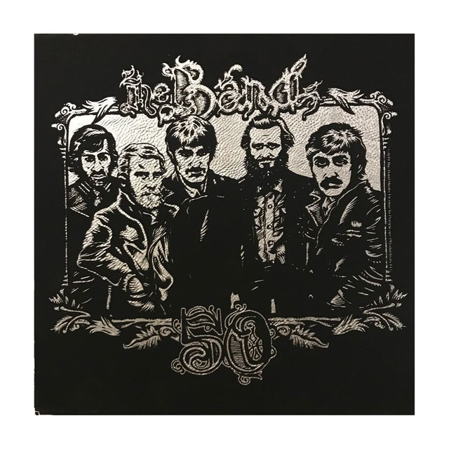 The Band 50th Anniversary Wall Art