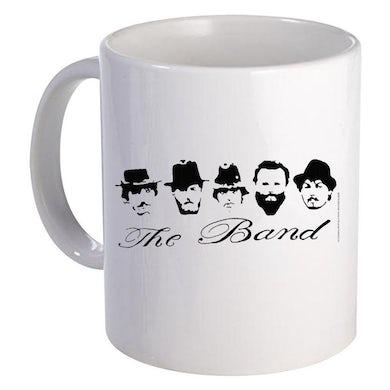 The Band Heads Above Mug