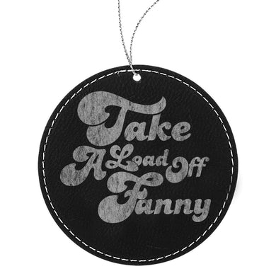 The Band Fanny Holiday Ornament