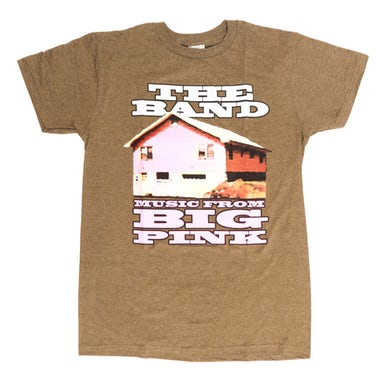 The Band - Big Pink House T-Shirt