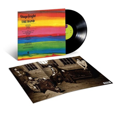 The Band Stage Fright 50th Anniversary LP (Vinyl)