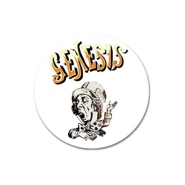Genesis Mad Hatter Button