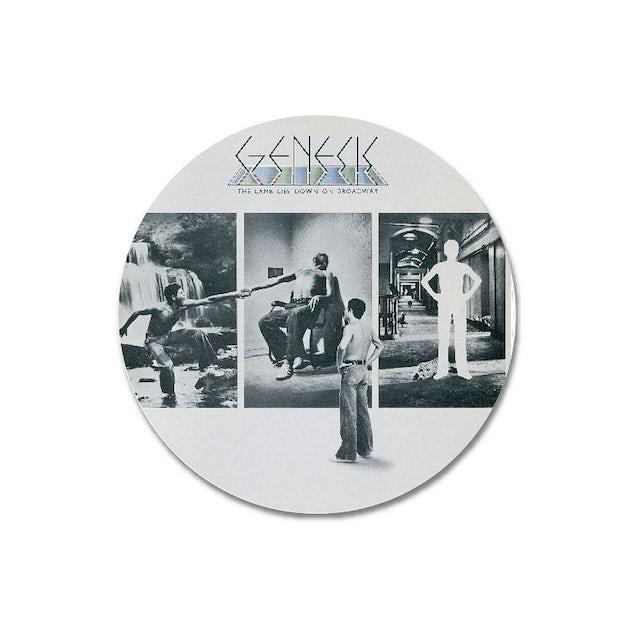 Genesis Lamb Lies Down Button