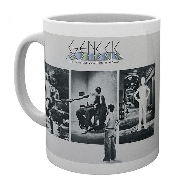 Genesis Lamb Lies Down Mug