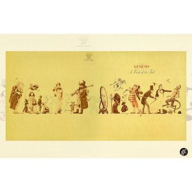 Genesis A Trick Of The Tail Fine Art Print