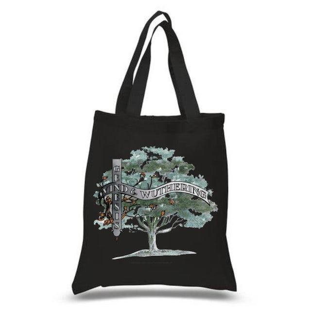 Genesis Wind & Wuthering Black Tote Bag