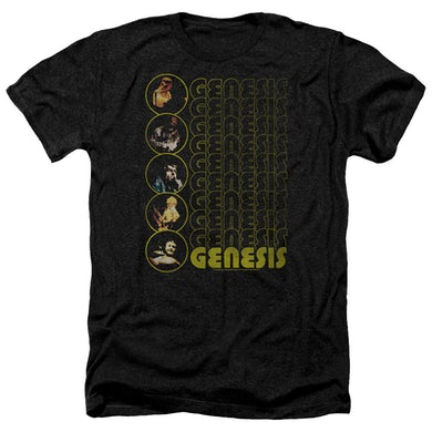 Genesis Carpet Crawlers Black Logo