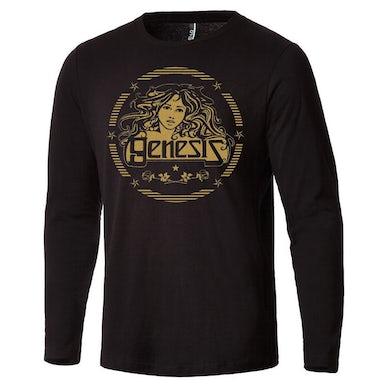 Genesis Golden Goddess Long Sleeve T-Shirt