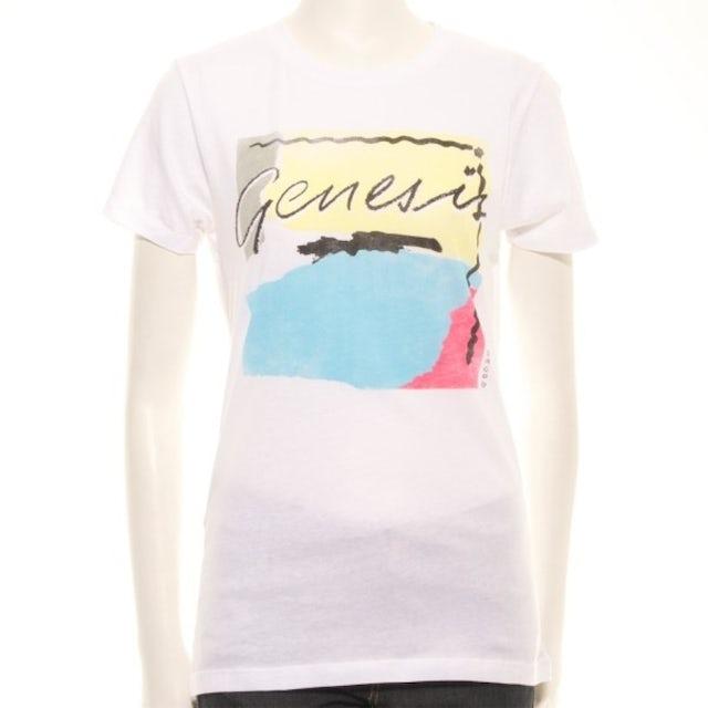Genesis Women's Abacab Album Cover T-Shirt