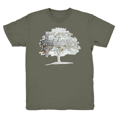 Genesis Wind & Wuthering  Birds Of A Feather 2-Sided T-Shirt