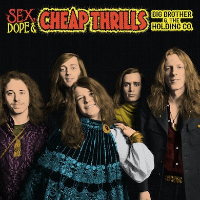 Big Brother And The Holding Company Sex, Dope and Cheap Thrills 2CD