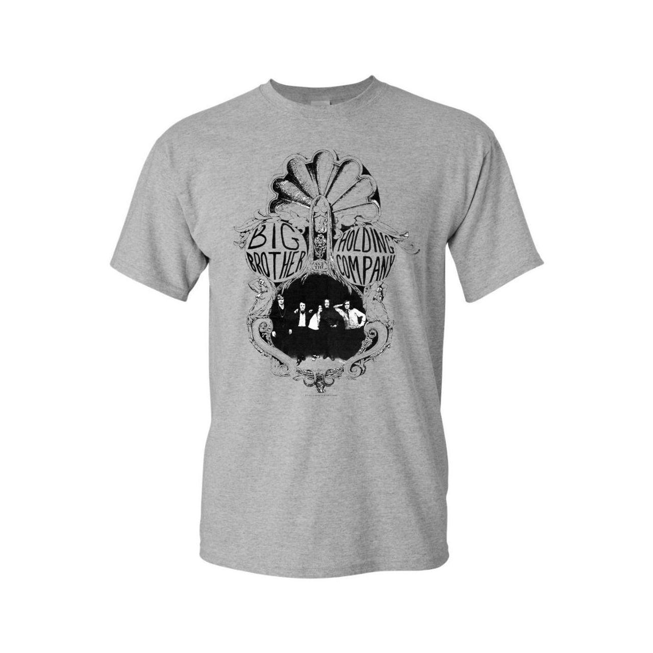 Big Brother & The Holding Company Orleans T-Shirt