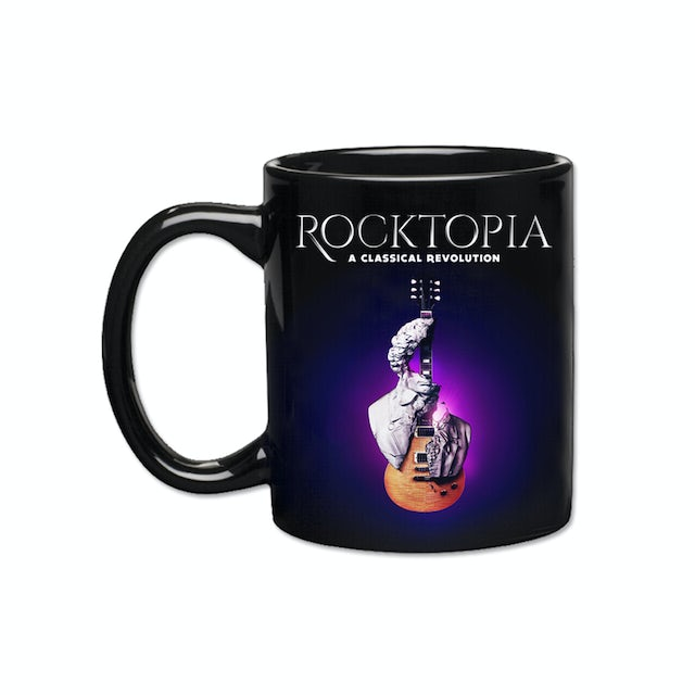 Rocktopia on Broadway Mug