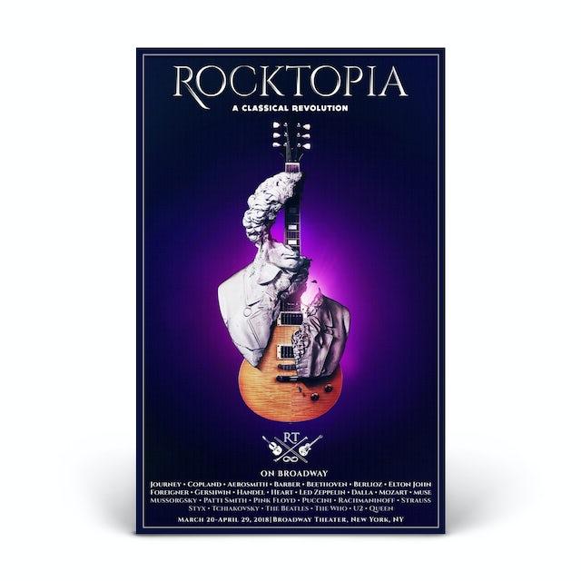Rocktopia on Broadway Litho
