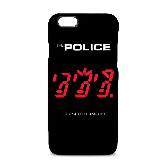 sports shoes 6a62f 35ce0 The Police Ghost In The Machine Cell Phone Case