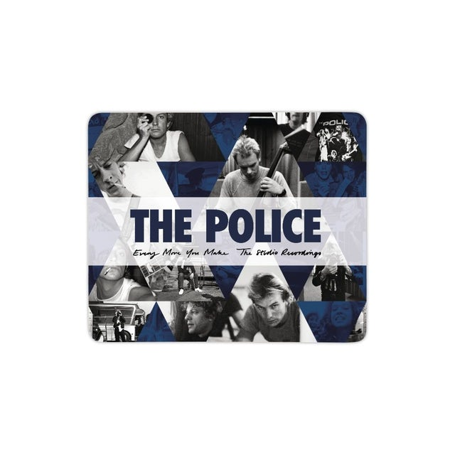 The Police Every Move You Make Jigsaw Puzzle