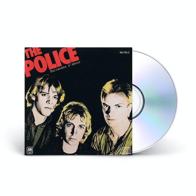 The Police Outlandos D'Amour CD