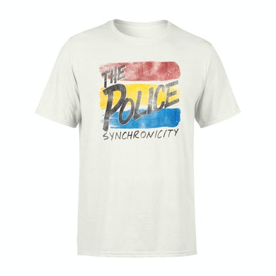The Police Merch Shirts Hoodies And Vinyl Store