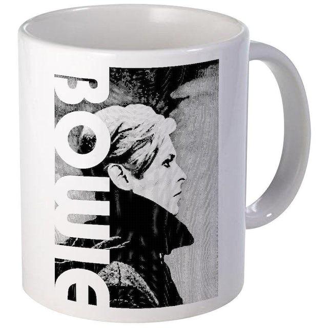 David Bowie Low Photo Mug