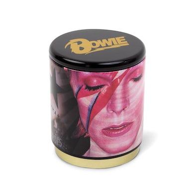 David Bowie Aladdin Sane Stacking Storage Tin